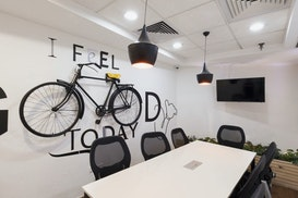 myHQ coworking at One Co.Work Sushant Lok, Gurugram