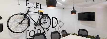 myHQ coworking at One Co.Work Sushant Lok