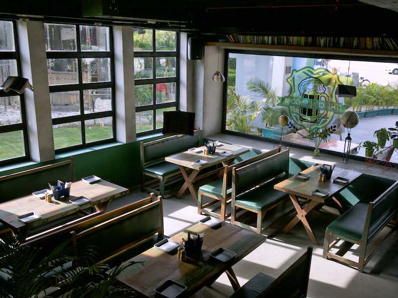 myHQ Coworking Cafe The Classroom, Gurugram