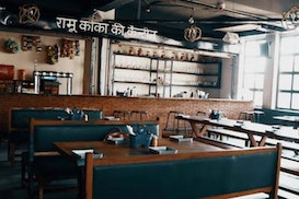 myHQ Coworking Cafe The Classroom, New Delhi