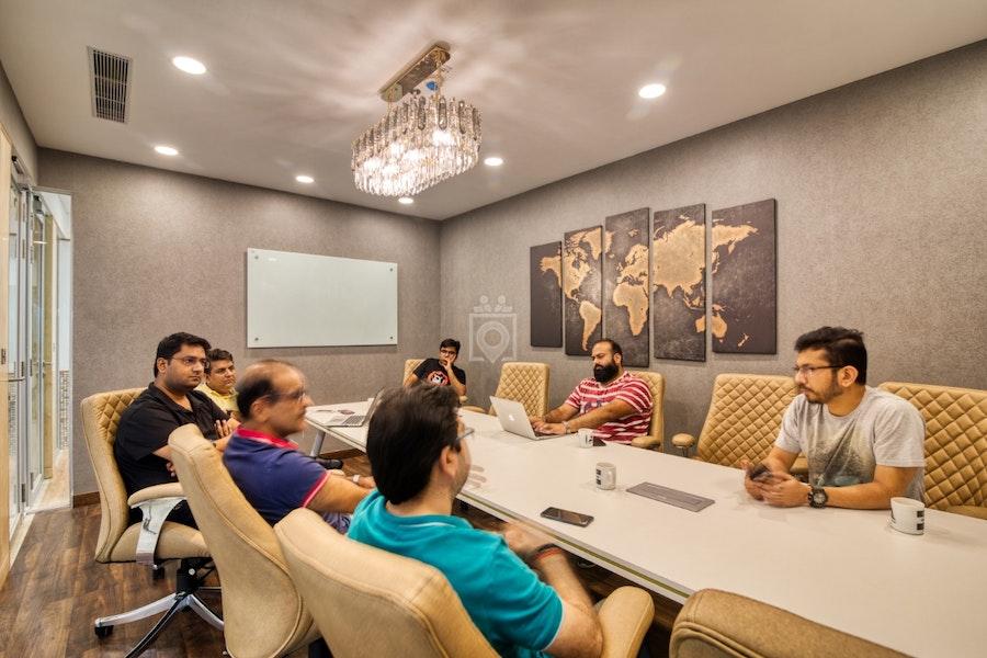 myHQ Coworking- India Accelerator MG Road, Gurugram