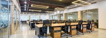 myHQ Coworking- India Accelerator MG Road