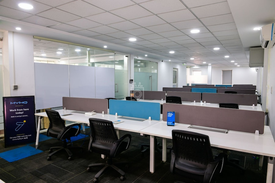 myHQ S-Impello Workspace, Gurugram