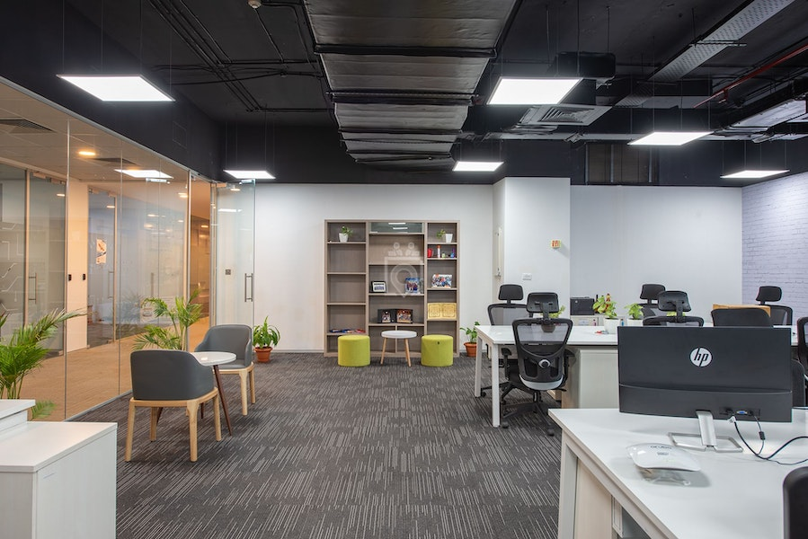 Smartworks Coworking Space Golf Course Road, Gurugram