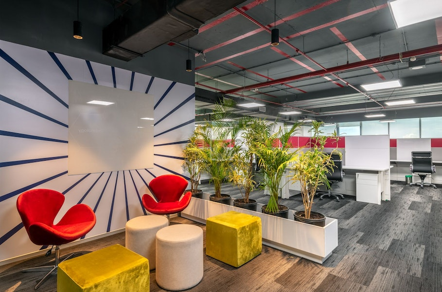 Smartworks Coworking Space Time Square, Gurugram