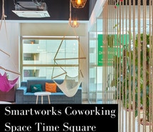 Smartworks Coworking Space Time Square profile image