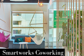 Smartworks Coworking Space Time Square, Faridabad