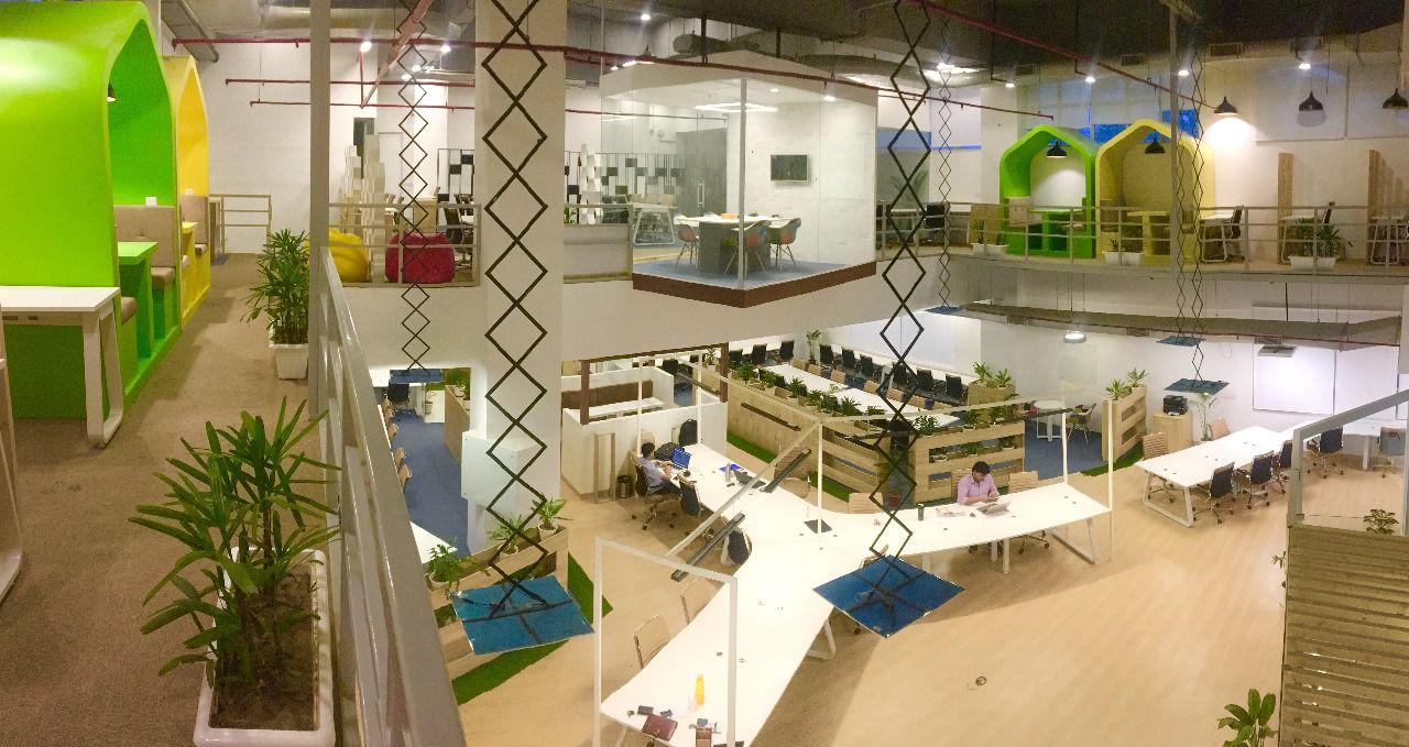 The Office Space, Gurugram