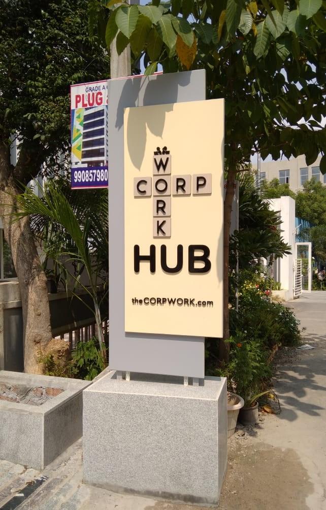 CORPWORK, Hyderabad