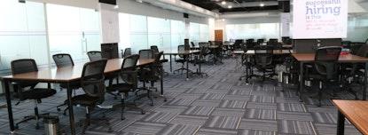 Dedicated Coworking Space
