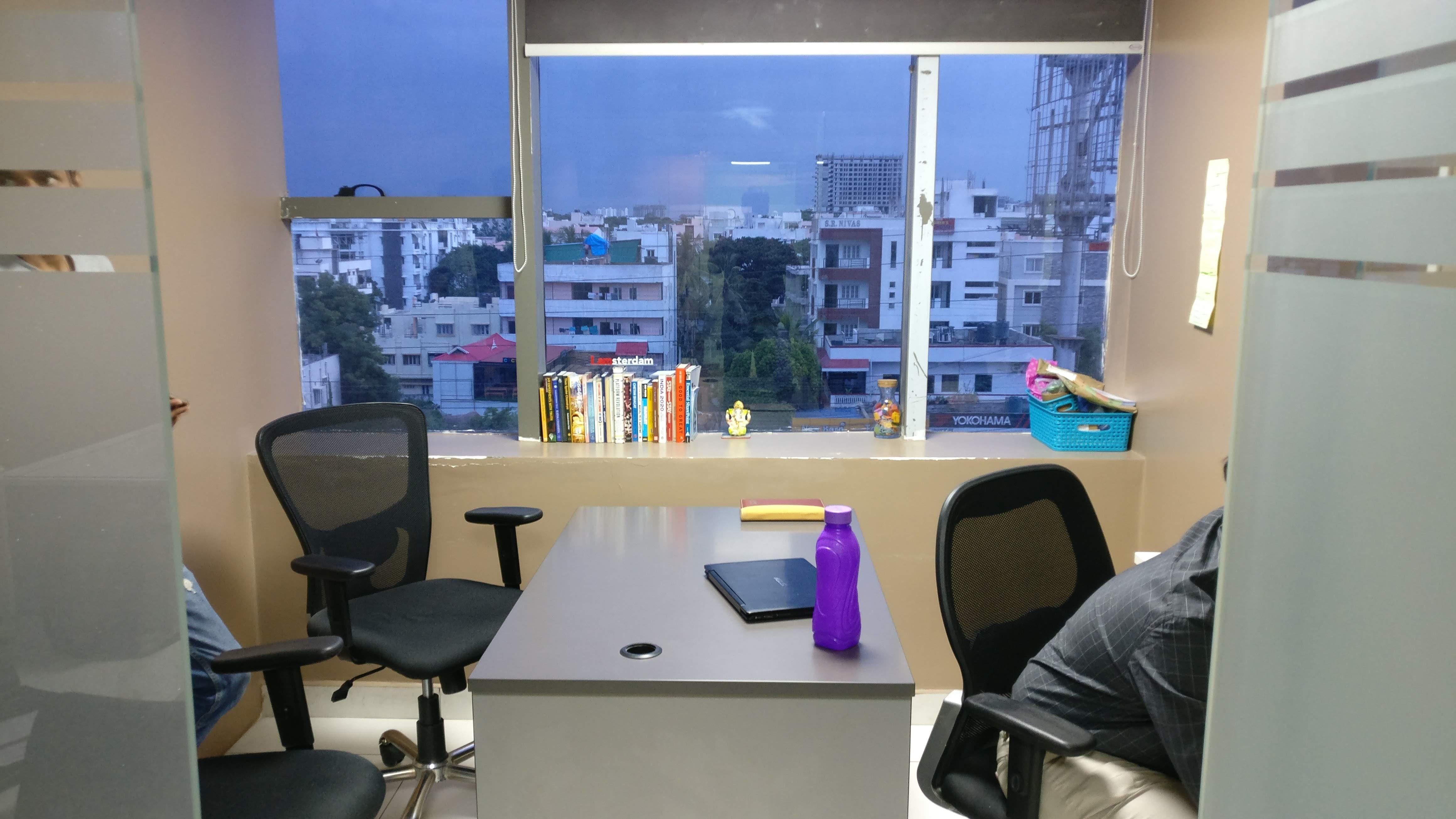 Euro Space, Hyderabad