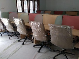 First Office, Hyderabad