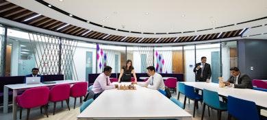 The Executive Centre - Salarpuria Knowledge City Level 7