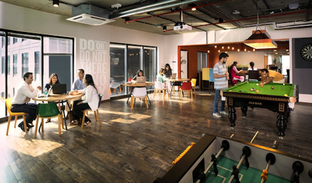 The Hive Collaborative Workspaces, Hyderabad