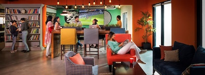 The Hive Collaborative Workspaces