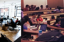 The Valley Coworking, Secunderabad