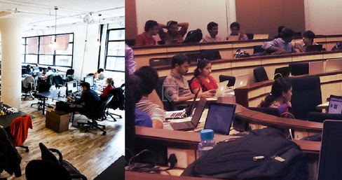 The Valley Coworking, Hyderabad | coworkspace.com