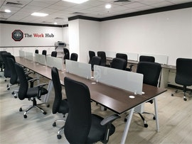 THE WORK HUB, Hyderabad