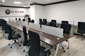 THE WORK HUB, Hyderabad