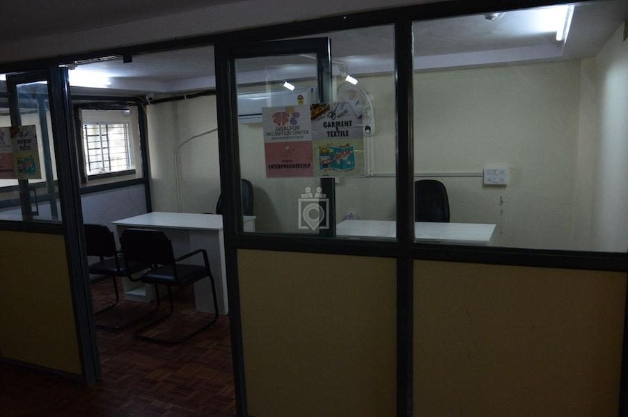 Jabalpur Incubation Center, Jabalpur