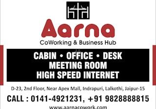 AARNA COWORKING & BUSINESS HUB image 2