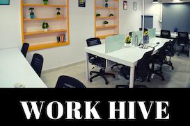 WORK HIVE, Jaipur