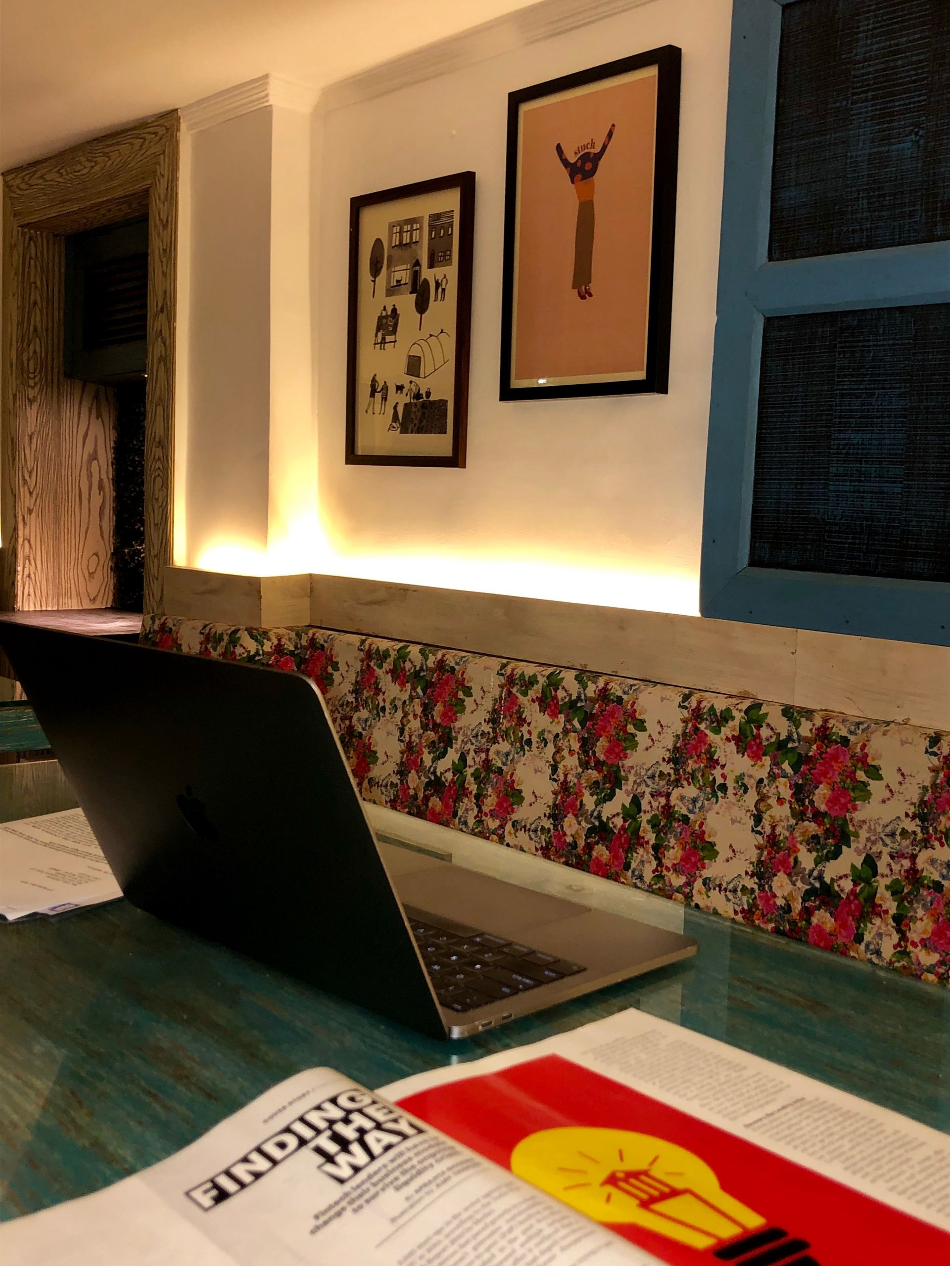 Cowork by D Cafe, Kanpur