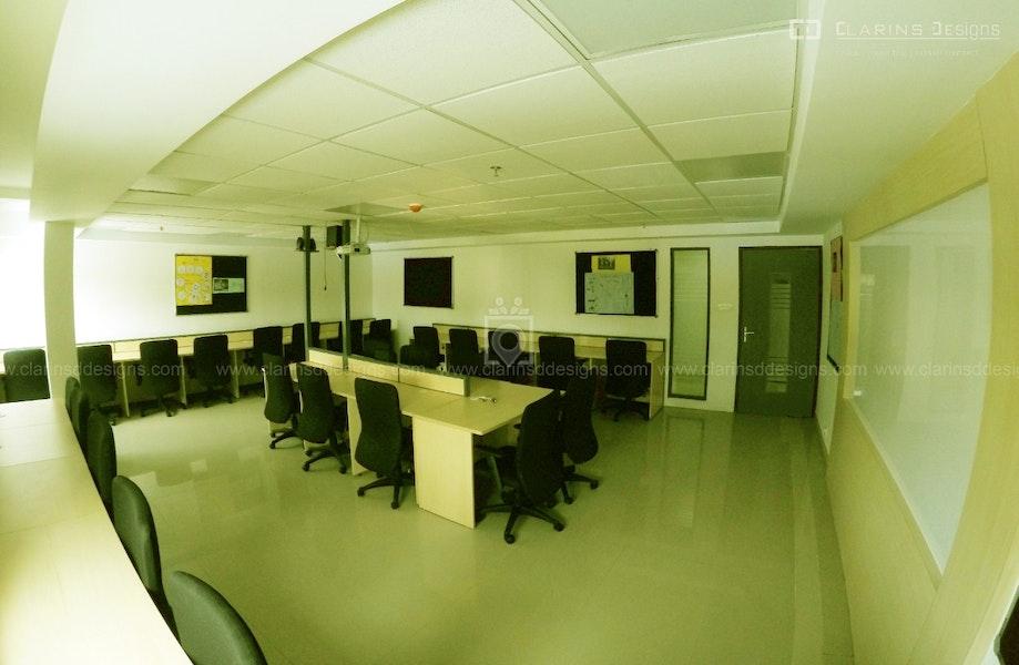 MONLASH BUSINESS CENTRE, Kochi
