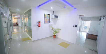 The Office At Jos Junction, Kochi | coworkspace.com