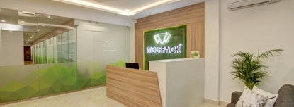 Wolfpack Workspaces Kochi