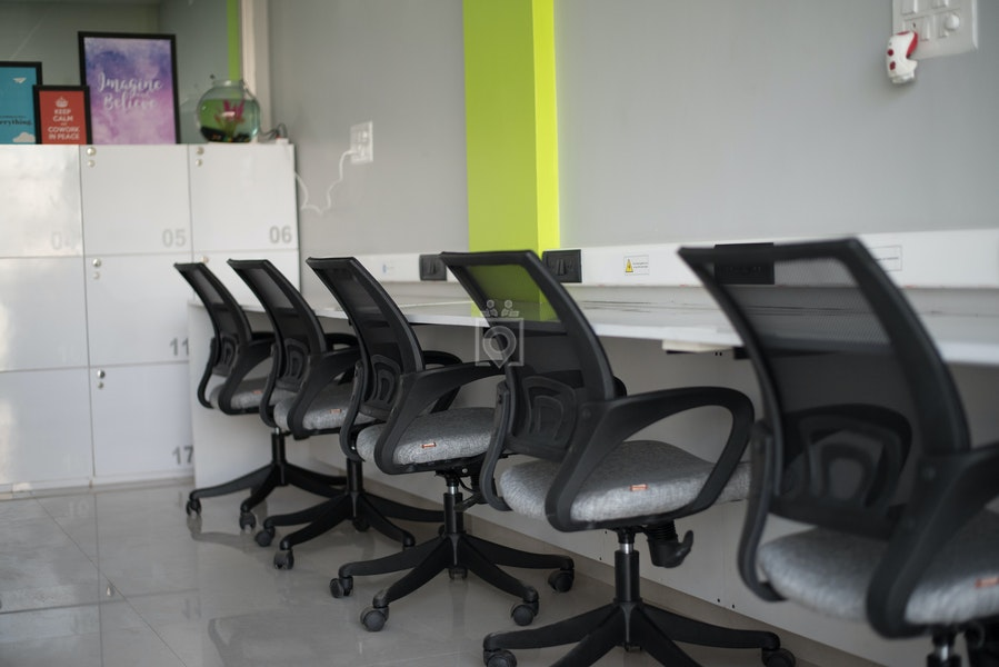 Collab Cowork, Lucknow