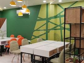 ECORK Coworking and Creative Spaces, Lucknow