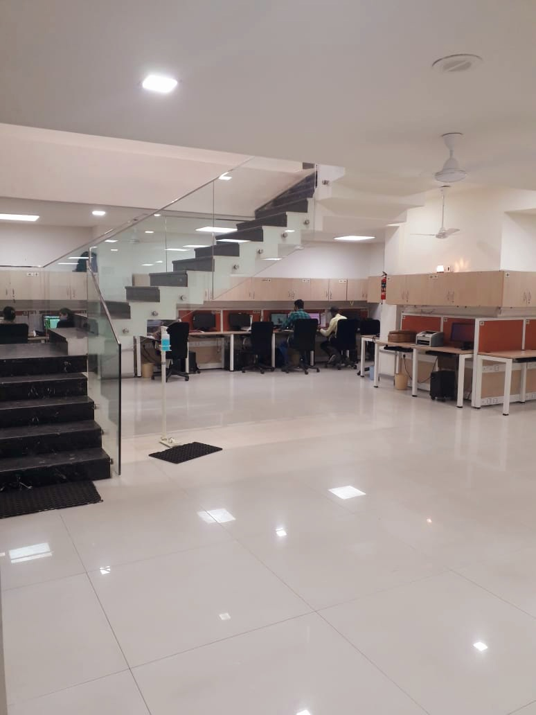 SBSS Co-works, Ludhiana
