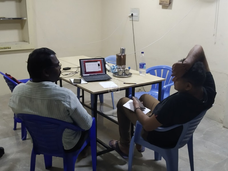 JAYAVILLACoWorkingSpaceInMadurai, Madurai