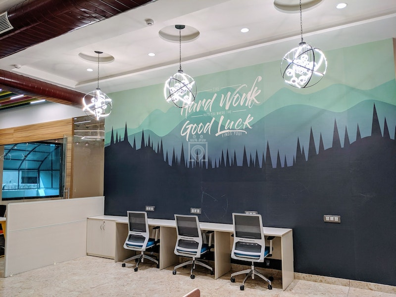 Flow Workspaces, Mohali