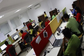 Workcafe, Chandigarh