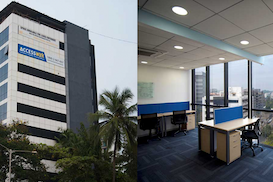 Access Kalina BKC, Thane