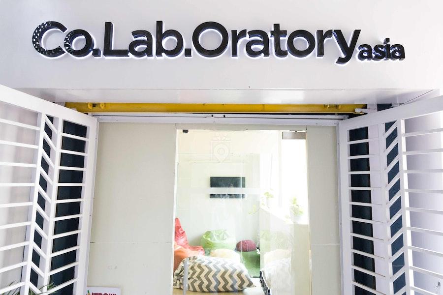 Co.Lab.Oratory Asia, Mumbai