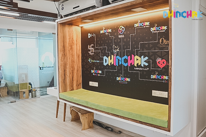 Dhinchak Media LLP, Mumbai