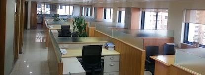 Our First Office - Churchgate