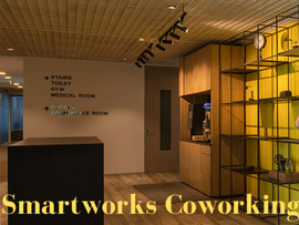 Smartworks Coworking Space Lower Parel, Smartworks