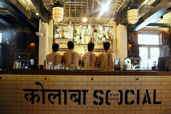 Social Offline - Colaba Mumbai, Mumbai