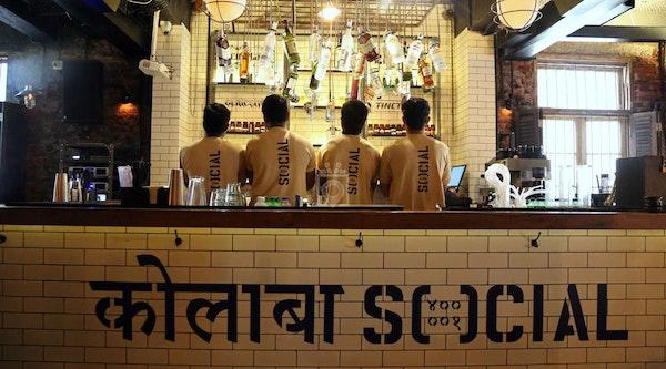 Social Offline - Lower Parel, Mumbai