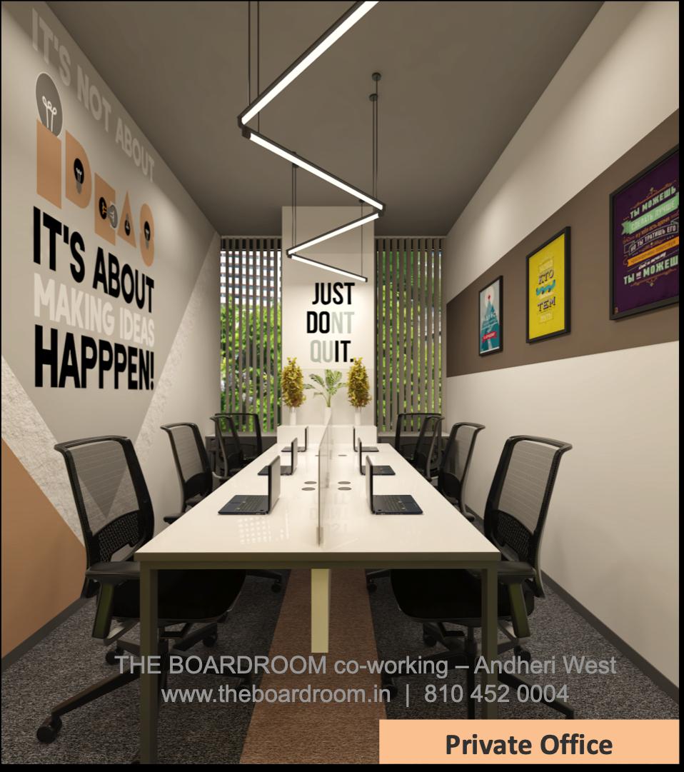 The Boardroom, Mumbai