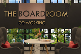 The Boardroom, Thane
