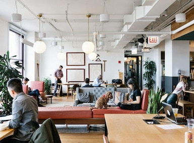 WeWork Seawoods Grand Central image 4