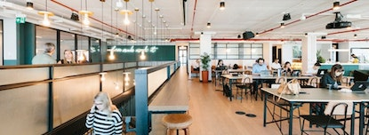 WeWork Seawoods Grand Central