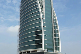 First Hi-Tech Business Center Office Space Available at Omaxe India Trade Tower, New Chandigarh