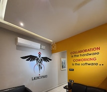 Launchyard Cowork and Start Up Incubator profile image