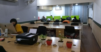 1share office, New Delhi | coworkspace.com